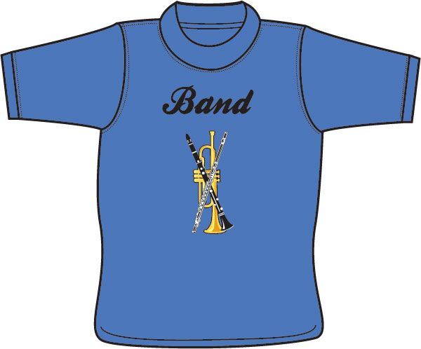 Band T shirt - Hanover, Maryland (MD)